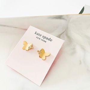 Kate Spade In a Flutter Butterly Earrings